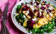 Ziemas superprodukts – bietes. Veselīgu salātu receptes organisma atīrīšanai