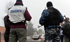 80% EDSO novērotāju Mariupolē ir Krievijas pilsoņi, paziņo amatpersona