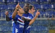 'Sampdoria FC' saņem Itālijas futbola 'fair play' balvu