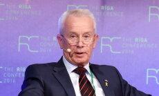 Ar Krieviju jārunā no vienlīdzīgas spēku pozīcijas. 'Delfi' intervija ar ģenerāli Jēransonu