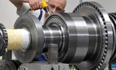 ES paplašina sankcijas Krievijai par 'Siemens' gāzes turbīnu nosūtīšanu uz Krimu