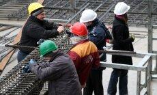Karstākais Latvijas ekonomikas sektors ir būvniecība, skaidro ekonomiste