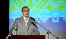 Ameriks iecerējis atkārtoti kandidēt uz 'Gods kalpot Rīgai' valdes priekšsēdētāja amatu