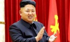 Ziemeļkoreja atbalsta Krimas pievienošanu Krievijai