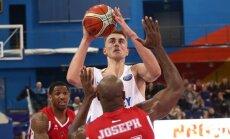 Meieram produktīvs sniegums 'Jeņisej' zaudējumā FIBA Čempionu līgā