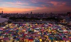 Latvijas ceļotāju populārākie Jaunā gada sagaidīšanas galamērķi ir Bangkoka, Berlīne un Prāga