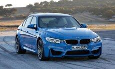 BMW priekšlaicīgi pārtrauks 'M3' modeļa ražošanu