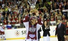 Rīgas 'Dinamo' pēc divu gadu pārtraukuma triumfē LDz kausa izcīņā