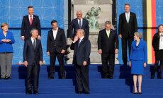 Участники саммита НАТО призвали Россию вывести войска из Молдавии, Украины и Грузии