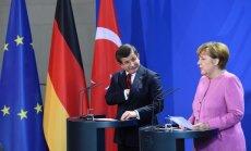 Меркель: договор с Турцией по беженцам спас человеческие жизни