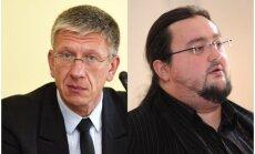 'Oligarhu lietas' parlamentārajā izmeklēšanā domstarpības risina 'paceltām' balsīm