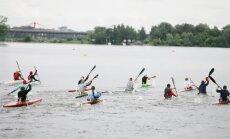 Kanoe airētājiem Tintam/Prankam 14.vieta pasaules čempionātā