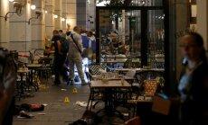 Стрельба в центре Тель-Авива: четыре человека убиты, шестеро ранены