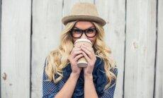 Sāc rītu bez kofeīna! Veidi, kā būt mundram bez ierastās kafijas tasītes