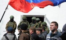 ES jaunajā sankciju sarakstā iekļaus Krimas un Donbasa vadību; Krievija draud ar atbildi