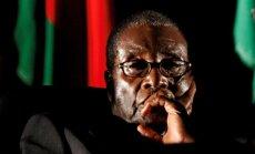 Мугабе получит за уход от власти $10 млн и пожизненную зарплату в $15 000
