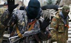 Prokrieviskas vienības ieņem Slavjanskas pilsētu; Kramatorskā izceļas apšaude (teksta tiešraides arhīvs)