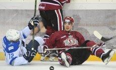 Rīgas 'Dinamo' sezonas pēdējā izbraukumā dodas bez sešiem spēlētājiem
