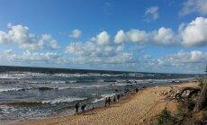 Aicina piedalīties pārgājienos gar Kurzemes jūras krastu