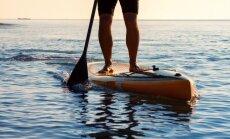Brīvdienas uz ūdens – Vaidavā norisināsies SUP festivāls