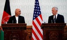 Кабульский аэропорт обстреляли во время визита главы Пентагона