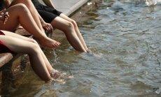 Trešdien Latvijā gaidāms stiprs karstums