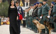 Spānijas princese apsūdzēta naudas atmazgāšanā