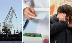 12 апреля. Спад в Рижском порту, тонкости аптечной математики, интервью с Манским