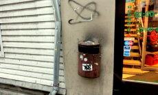 Lasītājs: Vai ar šādām atkritumu tvertnēm Rīga drīkst saukties par Eiropas kultūras galvaspilsētu? (ar RD komentāru)