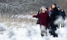 Пенсионерка подарила Латвии гектар земли в заповеднике