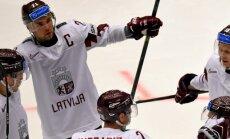 Video: Roberta Bukarta vārti sekundi pirms spēles beigām iekļūst IIHF dienas topā