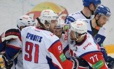 Sprukta pārstāvētā 'Lokomotiv' cieš neveiksmi 'bullīšos'