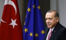 ES līderi gatavojas tikties ar Erdoganu