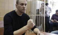 No aresta atbrīvotais Navaļnijs aicina uz jauniem masu protestiem