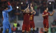'AS Roma' UEFA Čempionu līgas mačā pārliecinoši apspēlē 'Chelsea'