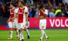 'Ajax' Eiropas līgas 'play-off' spēlē negaidīti zaudē 'Rosenborg'
