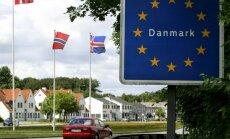 Dānija turpinās kontrolēt robežu ar Vāciju