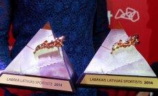 Paziņos pretendentus uz 'Latvijas Gada balvu sportā 2015'
