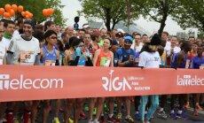 'Lattelecom' Rīgas maratonā tiks noteikti 2017. gada Latvijas čempioni maratonā