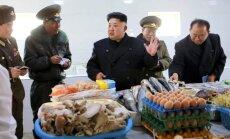 Vīri ar blociņiem: Kas ir Ziemeļkorejas ietekmīgākie cilvēki
