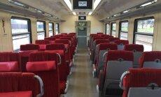 Ригу и Сигулду свяжет первый модернизированный дизельный состав