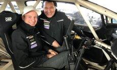 'World RX' komanda 'MJP Racing Team Austria' piesaista jauno zviedru Kevinu Eriksonu