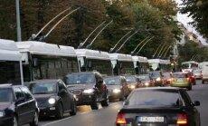Dziesmu svētki 2013: Svētku gājiena laikā vairākās Rīgas ielās būs ierobežota satiksme