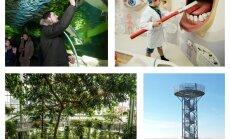 Lietuvā tapis jauns muzejs, atjaunots delfinārijs un iespaidīgs ziemas dārzs