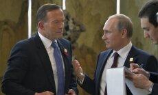 """СМИ: Эбботт предлагал Путину извиниться за """"Боинг"""""""