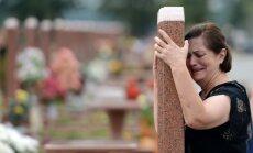 Foto: Aprit desmit gadi kopš 334 cilvēku dzīvības izdzēsušās Beslanas traģēdijas