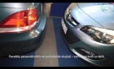Наибольшие трудности доставляет параллельная парковка