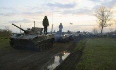 Doņeckas apgabalā naktī sākta pretterorisma operācija, paziņo Turčinovs