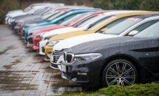 Latvijā šogad ir zemāks jaunu auto reģistrācijas pieaugums par ES vidējo