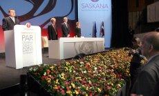'Saskaņa' kā otrā iesniedz CVK sarakstu Saeimas vēlēšanām